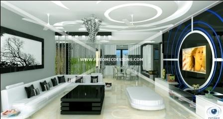 Mr. Mittal's Living & Dining Space, Gurgaon | Interior Designing Services | Scoop.it