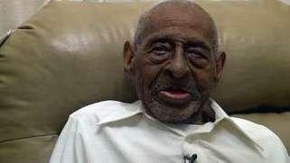 """World War II veteran from Louisiana turning 110 years old""   MSN U. S. News   11/10/15   FDW's Daily Scoops   Scoop.it"
