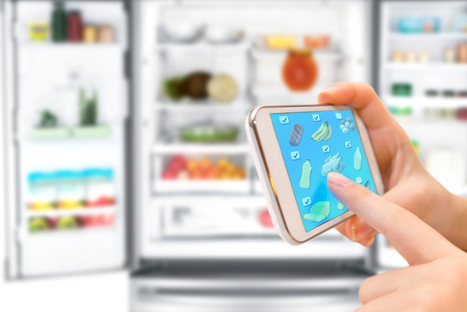 MasterCard, Samsung Team On Connected Fridge | PYMNTS.com | Access Control Systems | Scoop.it