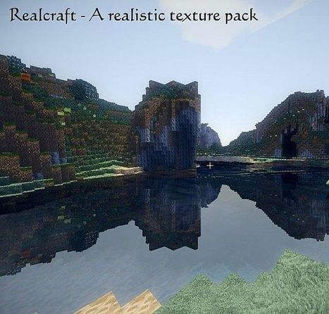 RealCraft Texture Pack for Minecraft 1.5.2/1.4.7 | Texture Packs for Minecraft | Scoop.it