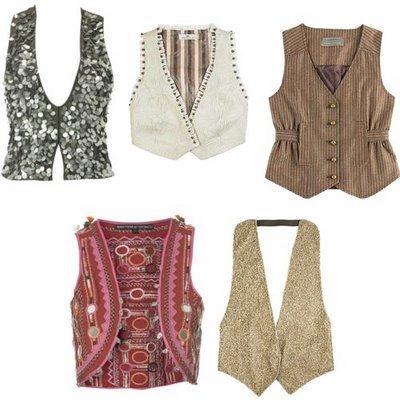 Chalecos especialmente Diseñados Para La Mujer, moda primavera | fashion accesories | Scoop.it
