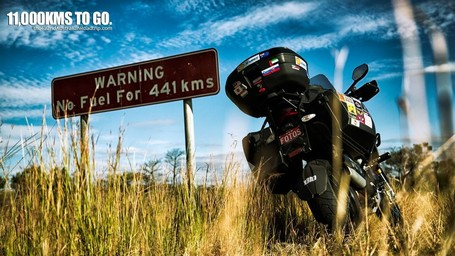 The Grand Australian Roadtrip : Motographing 23,000 kms on a Ducati | Ductalk | Scoop.it