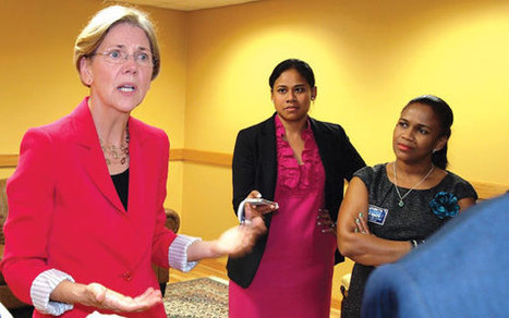 Warren's campaign message resonates with black voters | Bay State Banner | Massachusetts Senate Race 2012 | Scoop.it