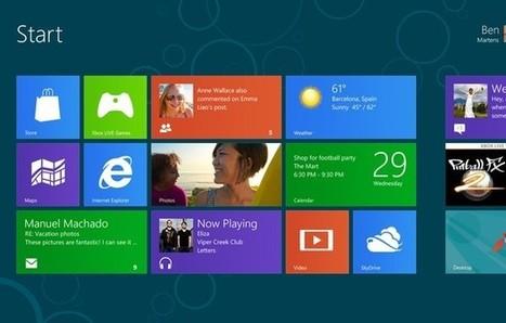Windows 8 vai custar 15 dólares | TecnoCompInfo | Scoop.it