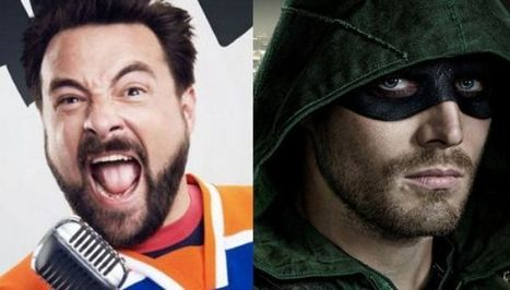 Kevin Smith Wants To Write For Arrow | ARROWTV | Scoop.it
