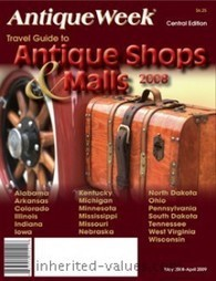 On the Trail for Antiques w/ Pick & Grin | Inherited Values | Antiques & Vintage Collectibles | Scoop.it
