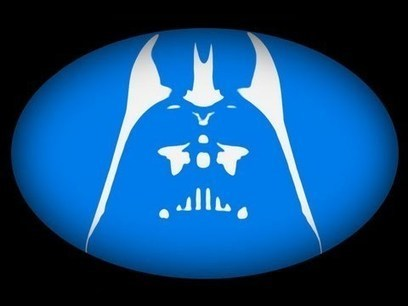 Albert Einstein vs. Darth Vader - Please Don't Use the Force | Marketing | Scoop.it