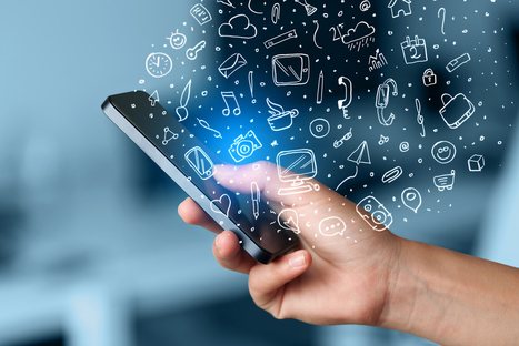 Las empresas españolas con estrategia de movilidad aumentan un 24% sus ingresos por apps | Information Technology & Social Media News | Scoop.it