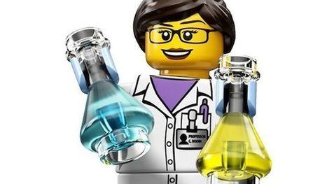 Lego lance sa première figurine de femme scientifique | Mission Égalité URCA | Scoop.it