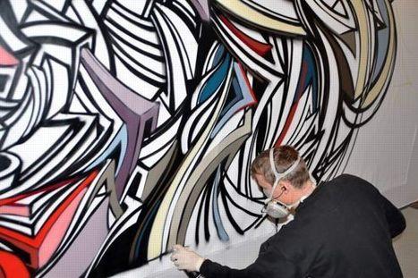 Le M.U.R. affiche le street art dans le Marais   art paris insolite   Scoop.it