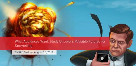 What Audiences Want: Study Uncovers Possible Futures for Storytelling | Latitude Research° | Public Relations & Social Media Insight | Scoop.it