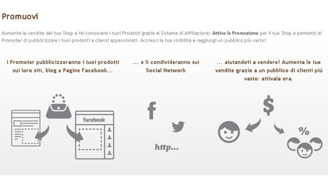 L'Affiliazione secondo Blomming Social Commerce | Blomming | Scoop.it