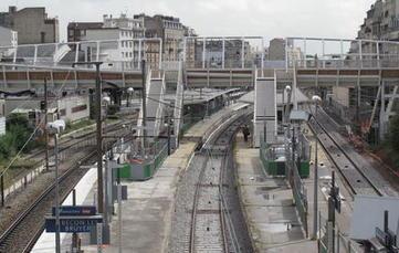 Asnières et Courbevoie reliées par une passerelle au-dessus de la gare | DVVD Architectes Ingénieurs Designers | Scoop.it