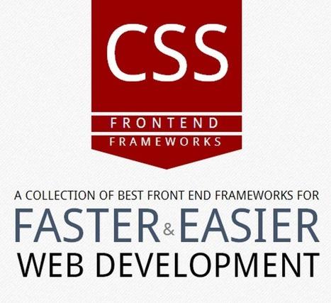 Front-end CSS Frameworks | 前端工程學習資源 | Scoop.it