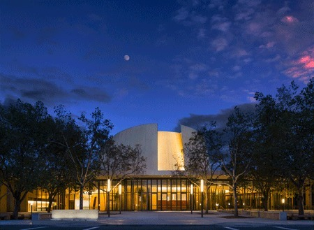 2013 SCUP/AIA-CAE Excellence in Architecture for a New Building, Merit Award, Bing Concert Hall, Stanford University | SCUP Links | Scoop.it