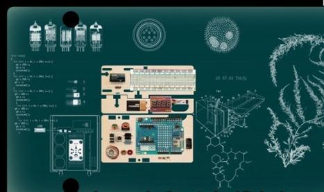 Hardware libre y creatividad : Arduino - Creation is Child's Play | Pedalogica: educación y TIC | Scoop.it