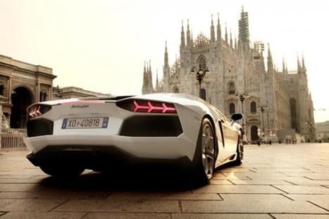 Lamborghini 2013: un raduno imponente e la mostra d'auto - Sfilate | fashion and runway - sfilate e moda | Scoop.it