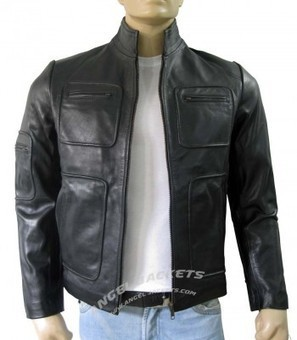 Star Trek James Kirk Leather Jacket | blackfridaydealsa | Scoop.it