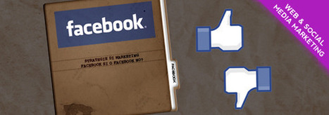 Strategie di marketing e Facebook | Facebook Daily | Scoop.it