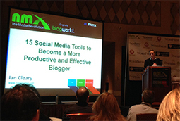Want To Be A More Productive and Effective Blogger? Here Are 15 Social Media Tools To Help #NMX | Brand & Content Curation | Scoop.it