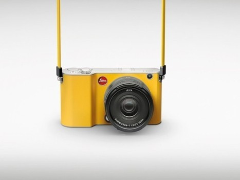 Leica T : l'hybride by Audi | 100% e-Media | Scoop.it
