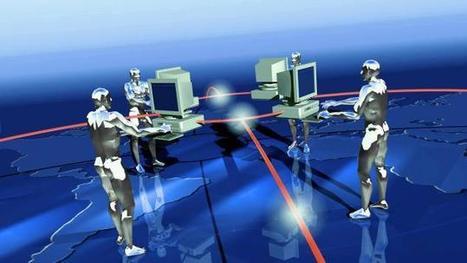 Les robots ont pris le pouvoir sur le Web | Une nouvelle civilisation de Robots | Scoop.it