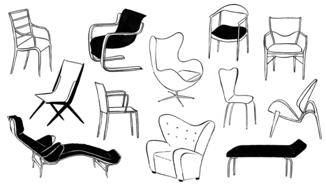 The Rise of Scandinavian Design | Designed for Form and Function ....Chairs and Other Objects | Scoop.it