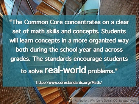 Math in the Real World: Resources via #ISTE2014   Pensamento computacional   Scoop.it