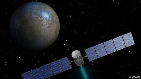 Neue Bilder vom Zwergplaneten Ceres - www.dw.de | Astronomie | Scoop.it