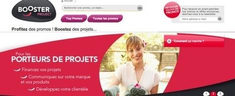 BoosterProject.com : soutenez les projets d'entrepreneurs en les finançant | Actualité des start-ups et de l' Entrepreneuriat sur le Web | Scoop.it