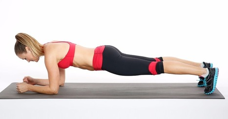 The Most Intense 3-Minute Ab Workout | Healthy Living Lifestyle | Scoop.it
