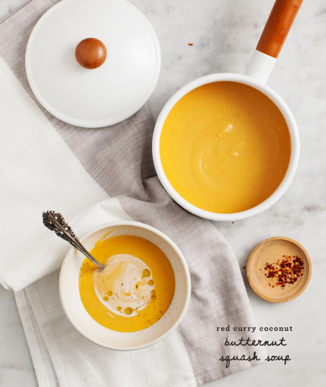 Butternut Squash Soup & Sage Crostini | Natural Recipes | Scoop.it