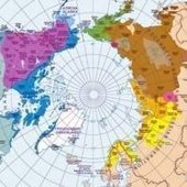 New map re-envisions Arctic region without national borders | Spatial Geography | Scoop.it