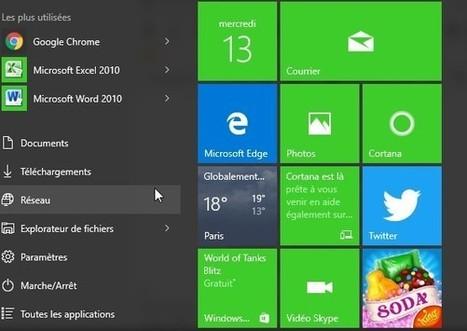 31 raccourci Windows 10 pour dompter votre ordinateur   TICE - Webanwendungen   Scoop.it