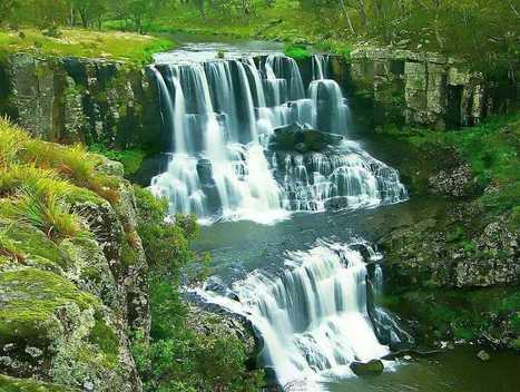 pikstrim — Ebor Falls, New South Wales, Australia.   Digital Journal   Scoop.it