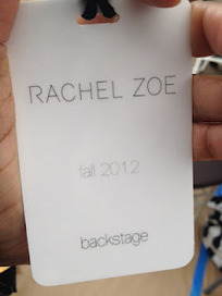 """""""Perfection is Possible"""": NYFW 2012- Day 3- Zoya and Rachel Zoe, Rock Star Glam!!   Fall Nail Polish   Scoop.it"""