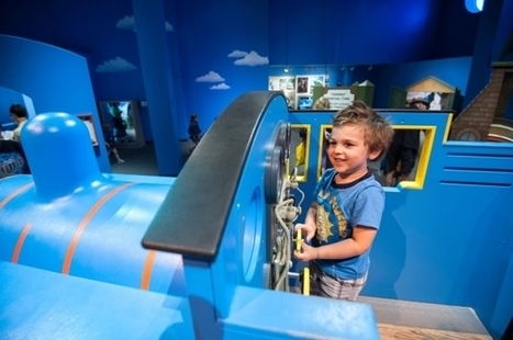 'Thomas & Friends' touring exhibit combines fun, education - Las Vegas Review-Journal | The power of Play | Scoop.it