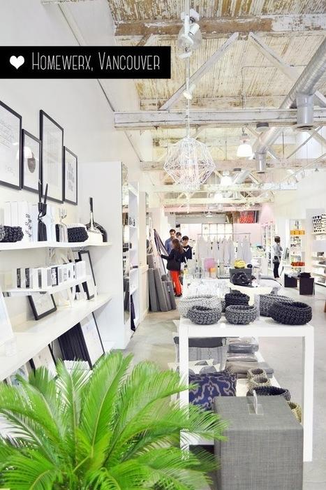 Happy Interior Blog: Shop Love: Homewerx In Vancouver | Interior Design & Decoration | Scoop.it