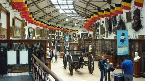 """""""14-18, c'est notre histoire!"""" - Exposition au Musée royal de l'Armée - RTBF Belgique   Nos Racines   Scoop.it"""