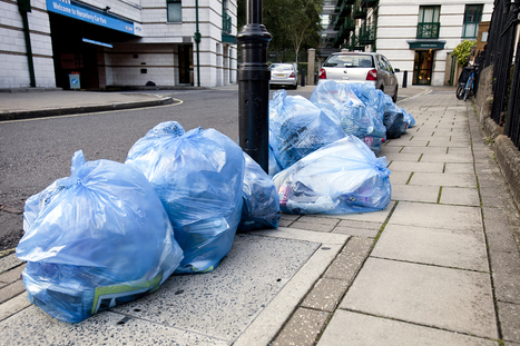Big data rubbish and grass cutting analytics save Harrow Council £4m | IT helps the environment and science | Scoop.it