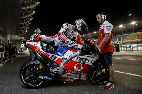 Danilo Petrucci cleared to return for Le Mans MotoGP after injury | Ductalk Ducati News | Scoop.it
