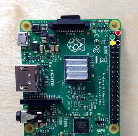 How to Set Up the Raspberry Pi 7 Touchscreen - DZone IoT | Raspberry Pi | Scoop.it