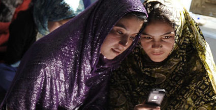 USAID Study Shows Great Benefits of Mobile Technology for Afghan Women | Mobile for Development | IT integration | Scoop.it