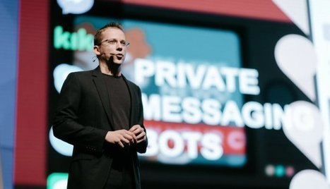 Why Social Media Chat Bots Are the Future of Communication | Social Inside | Scoop.it