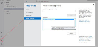How to access REST Endpoint In SharePoint App in SharePoint Online | SharePoint Wijzer | Scoop.it