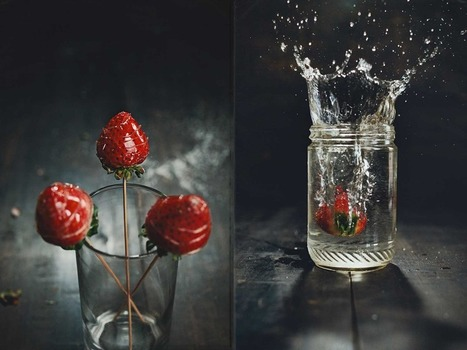 Food Photography by V.K. Rees | Inspired By Design | Scoop.it