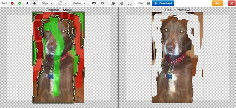 Free Technology for Teachers: Clipping Magic - Remove Background Materials from Your Images   Edtech PK-12   Scoop.it