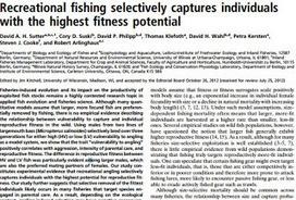 Especies Exóticas Invasoras en Extremadura: Blacbás: efecto de la pesca deportiva | 4ºB Plagas y especies invasoras en Extremadura | Scoop.it