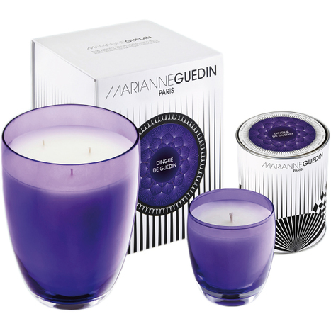 La nouvelle collection de bougies parfumées de Marianne Guedin | CANDLES | Scoop.it