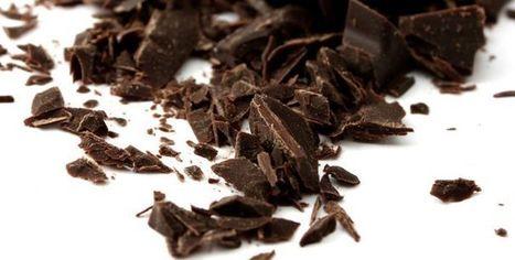 Moeite met slapen? Neem een stukje pure chocolade | geluk | Scoop.it
